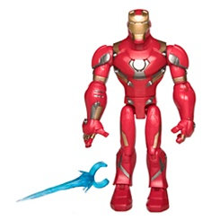 Iron Man Action Figure - Marvel Toybox