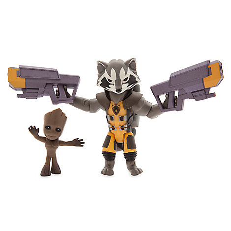 Rocket Action Figure - Marvel Toybox