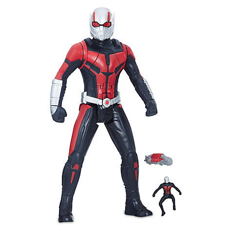 Ant-Man Shrink and Strike Action Figure Set by Hasbro