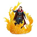 Doctor Strange Action Figure and Burning Flame Set - 6''