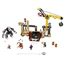 Rhino and Sandman Super Villain Team-up Playset by LEGO - Ultimate Spider-Man