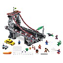 Spider-Man: Web Warriors Ultimate Bridge Battle Playset by LEGO