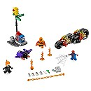 Spider-Man: Ghost Rider Team-up Playset by LEGO