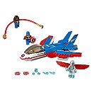 Captain America Jet Pursuit Playset by LEGO - Avengers