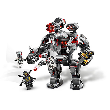 War Machine Buster Play Set by LEGO - Marvel Avengers