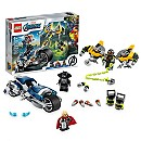 Avengers Speeder Bike Attack Play Set by LEGO