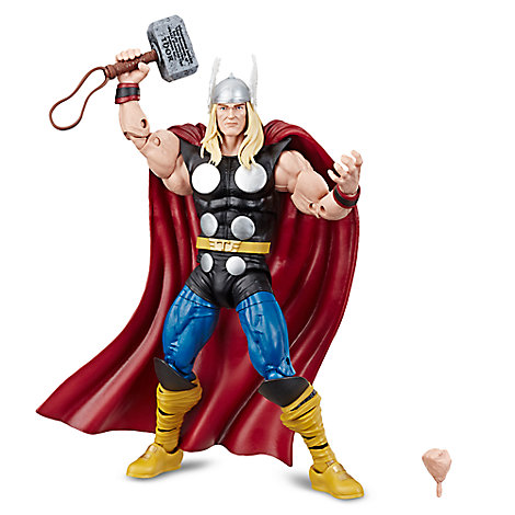 Thor Action Figure - Legends Series - Marvel 80th Anniversary