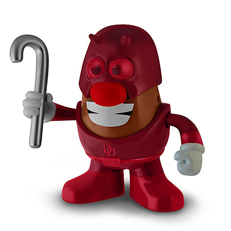 Daredevil Mr. Potato Head Play Set - Collector's Edition