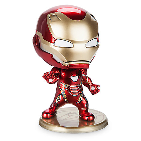 Iron Man Cosbaby Bobble-Head Figure by Hot Toys - Marvel's Avengers: Infinity War