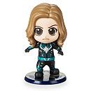 Marvel's Captain Marvel Cosbaby Bobble-Head Figure - Starforce Version