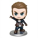 Captain America Cosbaby Bobble-Head by Hot Toys - Marvel's Avengers: Endgame