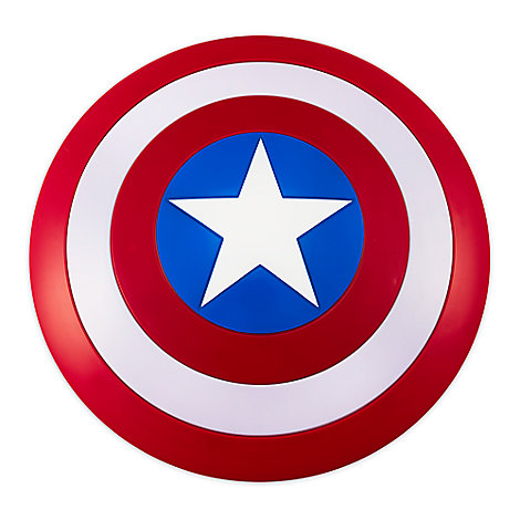 Captain America Shield - Marvel's Avengers: Infinity War