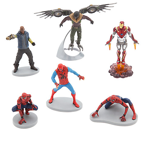 Spider-Man: Homecoming Figurine Set