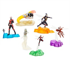 Ant-Man and The Wasp Figure Play Set