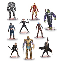 Marvel's Avengers Deluxe Figure Play Set - Marvel's Avengers: Endgame