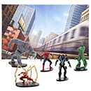 Spider-Man Figure Play Set