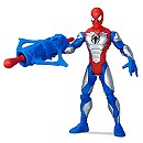 Armored Spider-Man Action Figure - Ultimate Spider-Man vs The Sinister Six - 6''