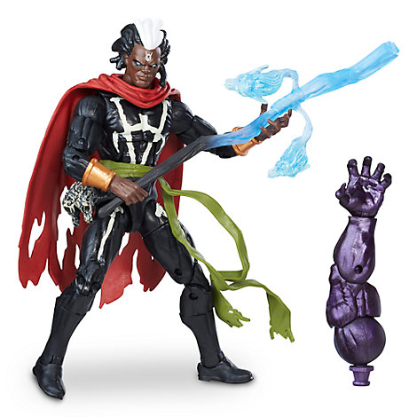 Brother Voodoo Action Figure - Build-A-Figure Collection - 6''