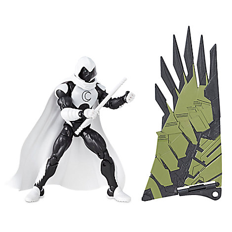 Moon Knight Action Figure - Legends Build-A-Figure Collection - 6''