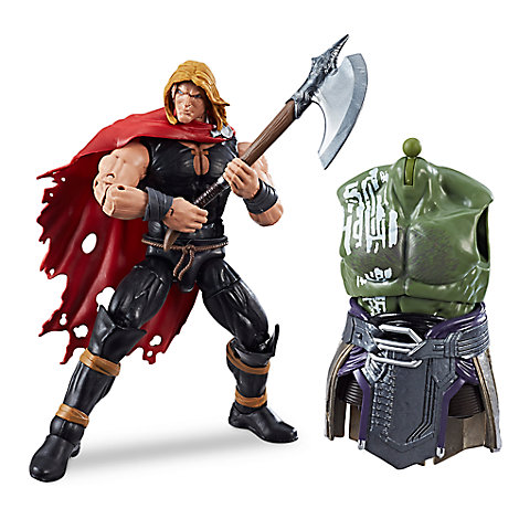 Nine Realms Warrior 6'' Action Figure by Hasbro - Thor: Ragnarok