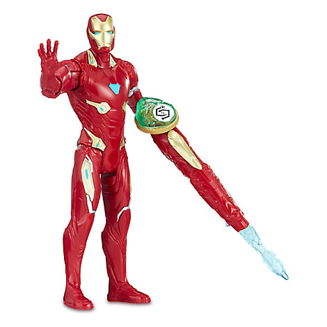 Iron Man Action Figure with Infinity Stone - Marvel's Avengers: Infinity War