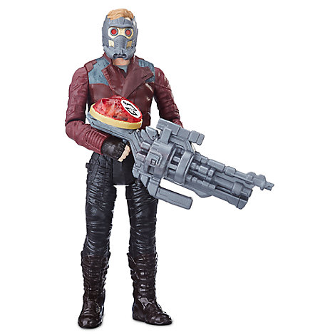 Star-Lord Action Figure with Infinity Stone - Marvel's Avengers: Infinity War