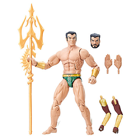 Sub Mariner Action Figure - Black Panther Legends Series - 6''