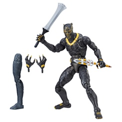 Erik Killmonger Action Figure - Black Panther Legends Series - 6''