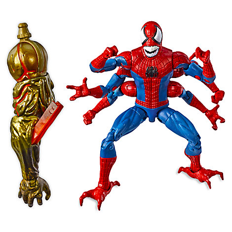 Doppelganger Spider-Man Action Figure - Spider-Man Legends Series
