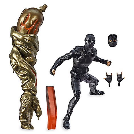 Spider-Man (Stealth Suit) Action Figure - Spider-Man: Far from Home Legends Series