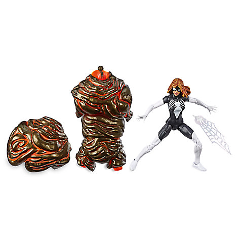 Spider-Woman Action Figure - Spider-Man Legends Series