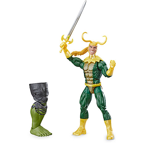 Loki Action Figure - Legends Series