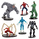 Ultimate Spider-Man Figure Play Set