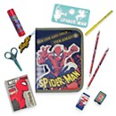 Spider-Man Zip-Up Stationery Kit