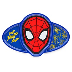 Spider-Man Plate - Disney Eats