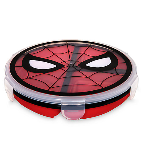 Spider-Man Plate and Lid