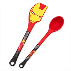 Iron Man Spoon and Spatula Set - Disney Eats