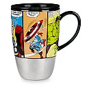 Avengers Ceramic Travel Mug