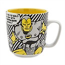 Iron Man Comic Book Mug