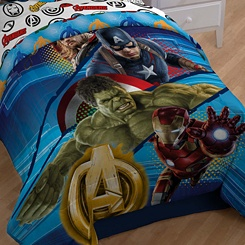 Marvel's Avengers: Age of Ultron Comforter - Twin