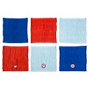 Captain America: Civil War Washcloth Set