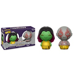 Gamora and Drax Dorbz Vinyl Figure Set by Funko