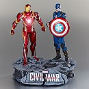 Captain America and Iron Man Limited Ed. Figure Set - Captain America: Civil War
