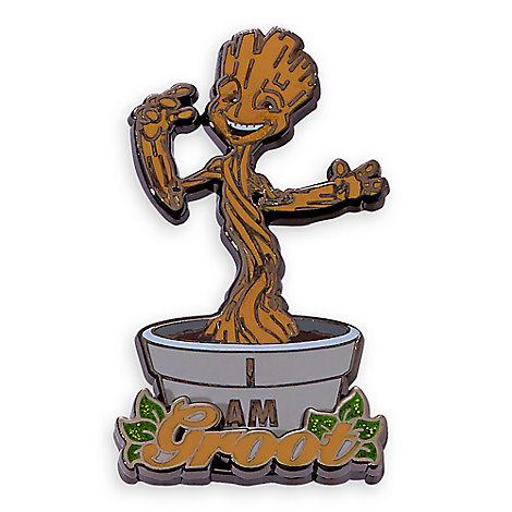 Groot Pin - Guardians of the Galaxy