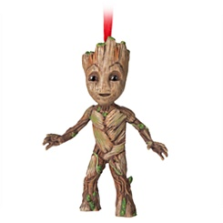 Groot Sketchbook Ornament - Guardians of the Galaxy Vol. 2