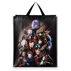 Marvel's Avengers: Infinity Reusable Tote Bag Backpack