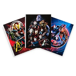 Marvel's Avengers: Infinity War Composition Notebook Set