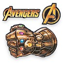 Marvel's Avengers: Infinity War Adhesive Patches