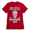Spider-Man ''Dad'' Tee for Men