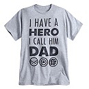 Avengers ''Dad'' Tee for Men